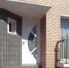 Porte d'entrée à isolation thermique et  vitrage anti-effraction- ST FOY LES LYON
