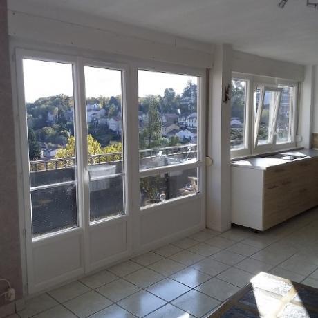 Rénovation et isolation d'un appartement  à Lyon - MVM Menuisier